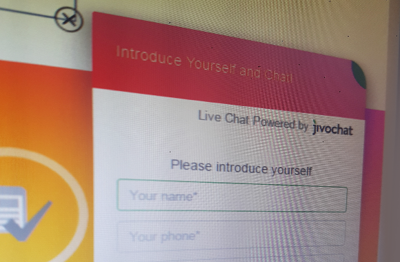 บริการ Chat Online by JivoChat